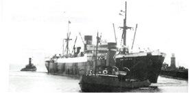 Dakotian wreck